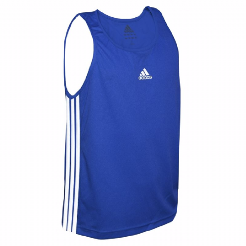 Adidas Kids Base Punch Boxing Vest - Blue